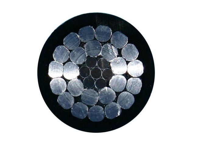钢芯铝铰线芯交联聚乙烯绝缘架空电缆