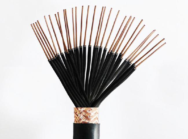 铜芯betway必威官网登录绝缘betway必威官网登录护套铜带屏蔽控制电缆